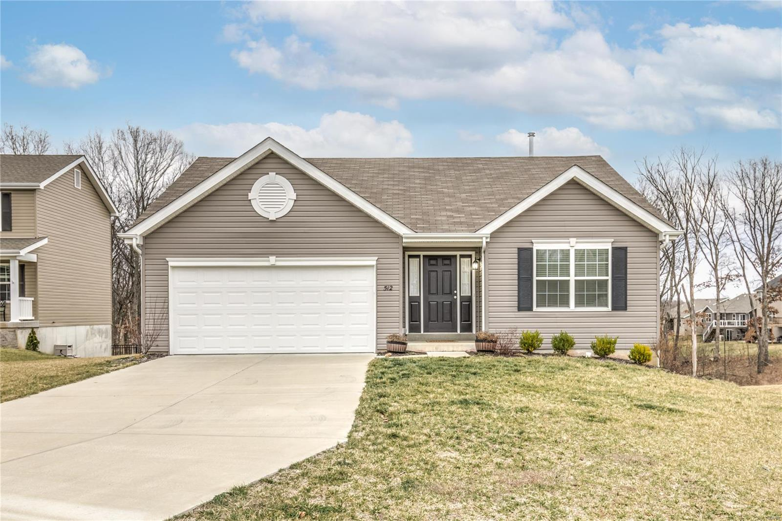 512 Pine Circle Property Photo - Imperial, MO real estate listing
