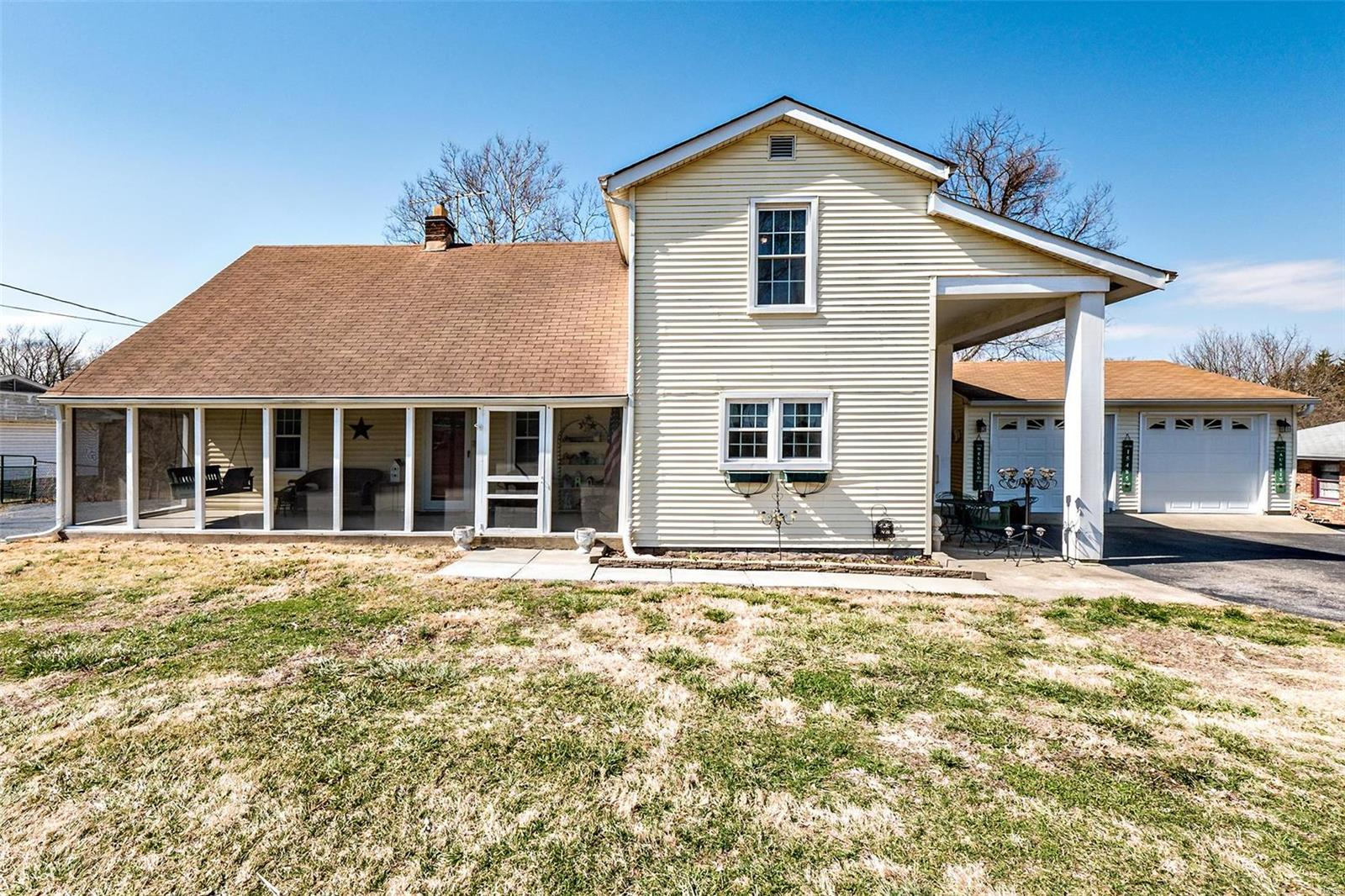 15485 Old Jamestown Property Photo - Florissant, MO real estate listing