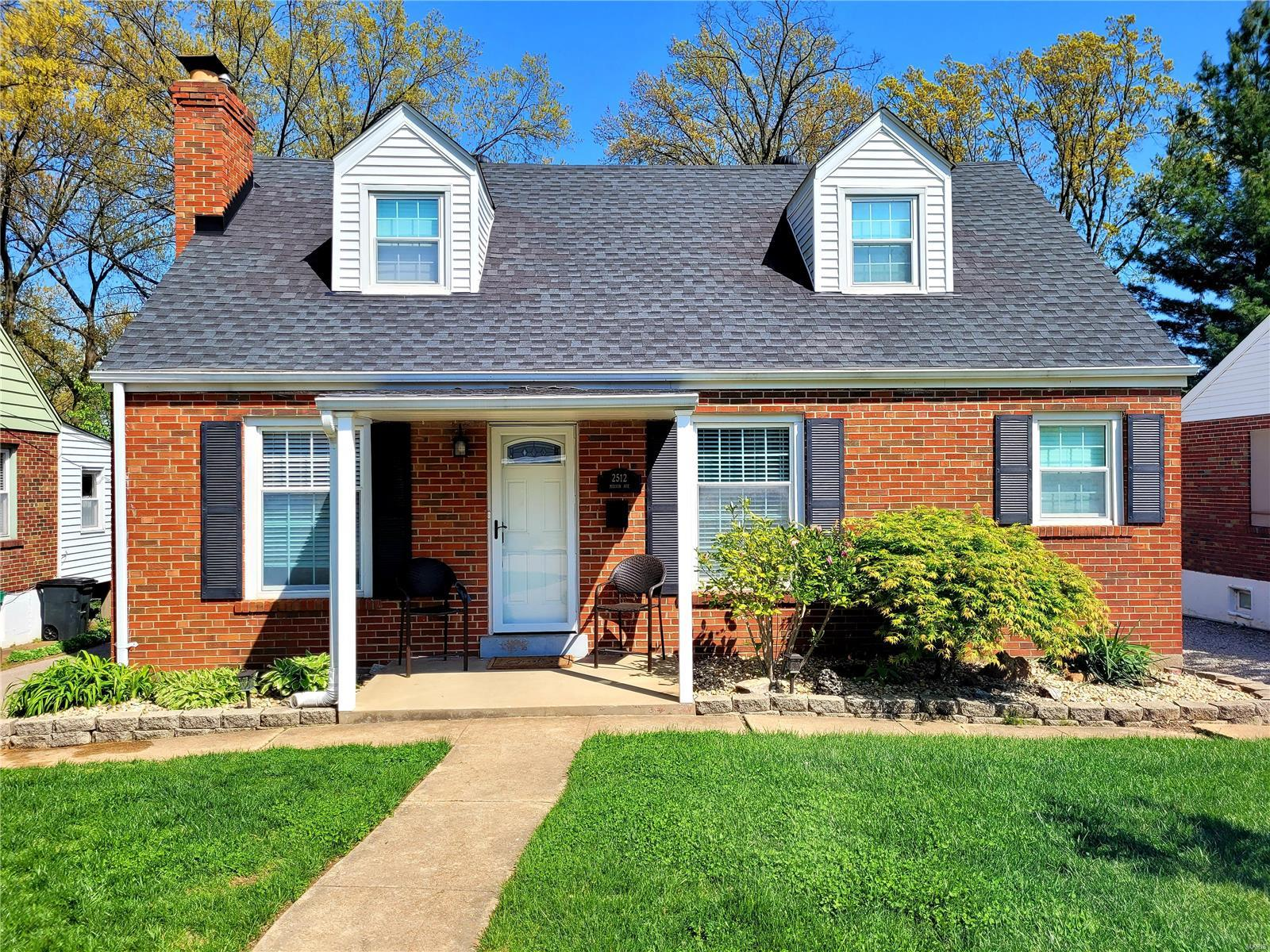 2512 Melvin Avenue Property Photo - Brentwood, MO real estate listing