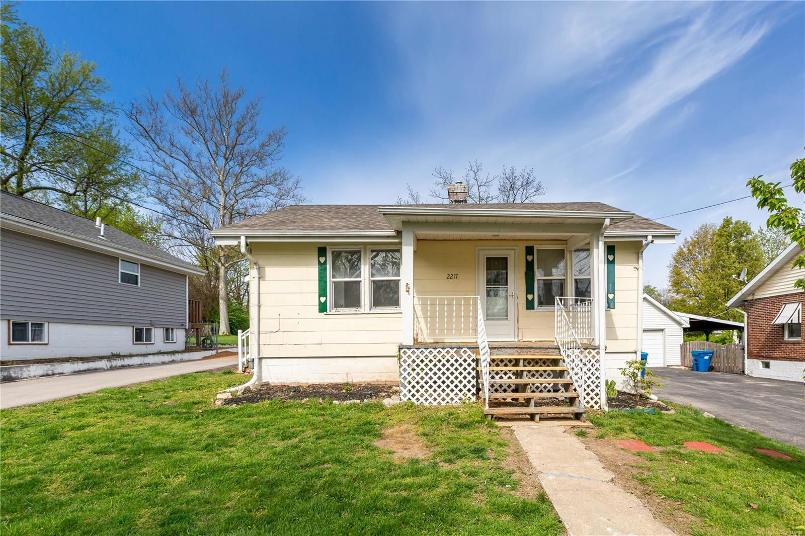 2217 Wismer Avenue Property Photo - St Louis, MO real estate listing