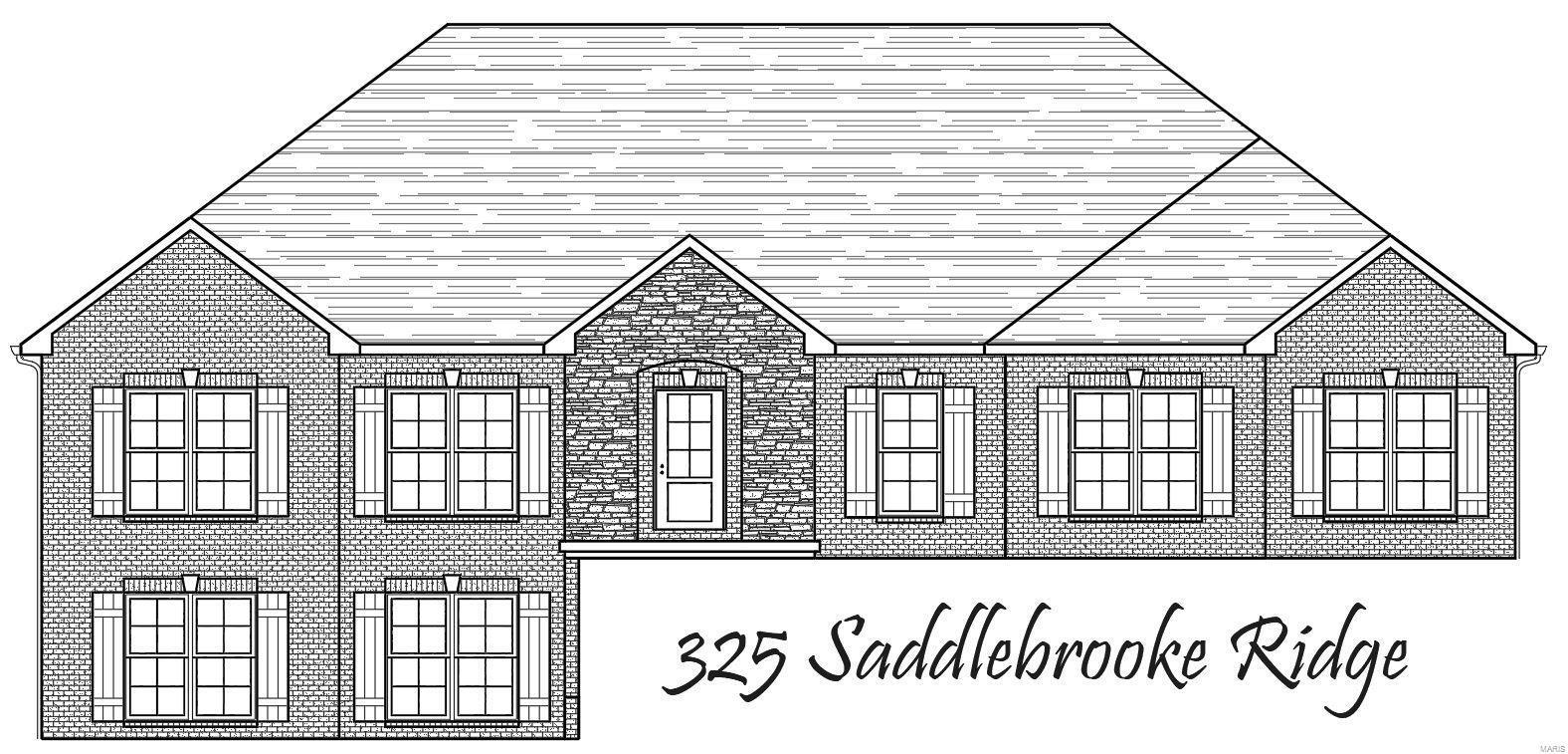 325 Saddlebrooke Ridge Property Photo - Jackson, MO real estate listing