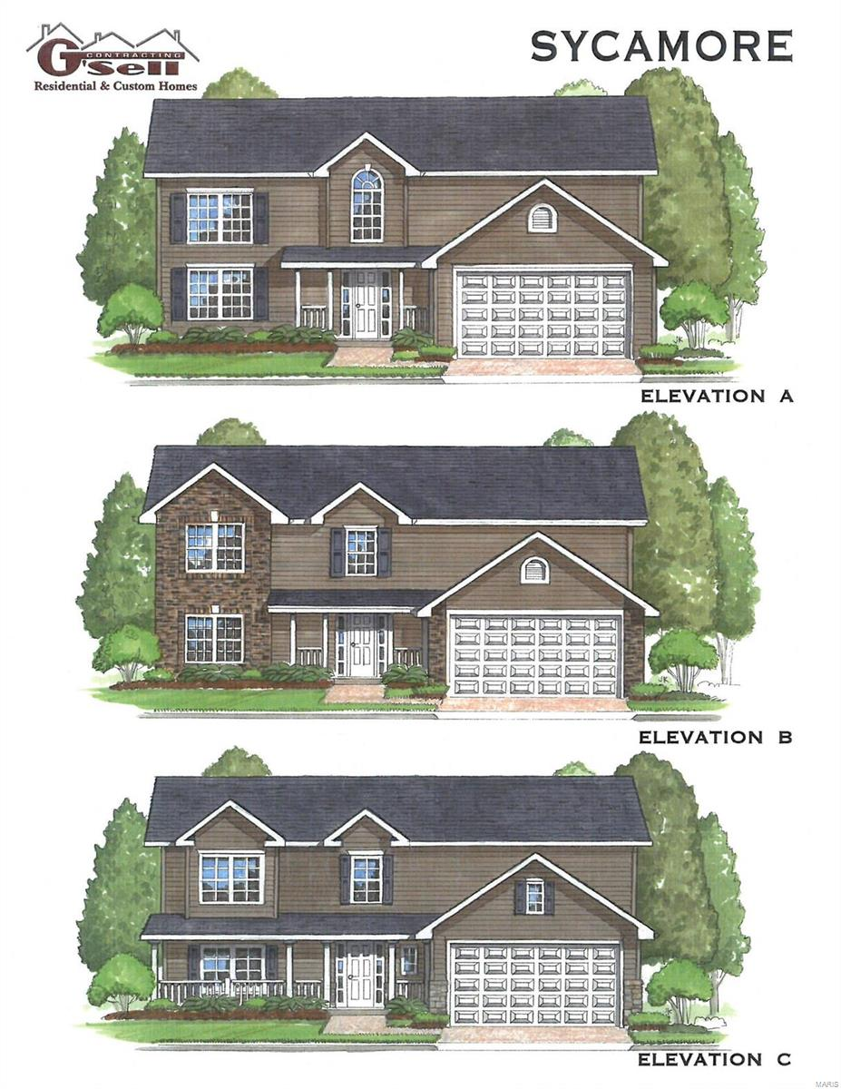 1819 Valley View Circle (LOT 56 BW) Property Photo - Festus, MO real estate listing