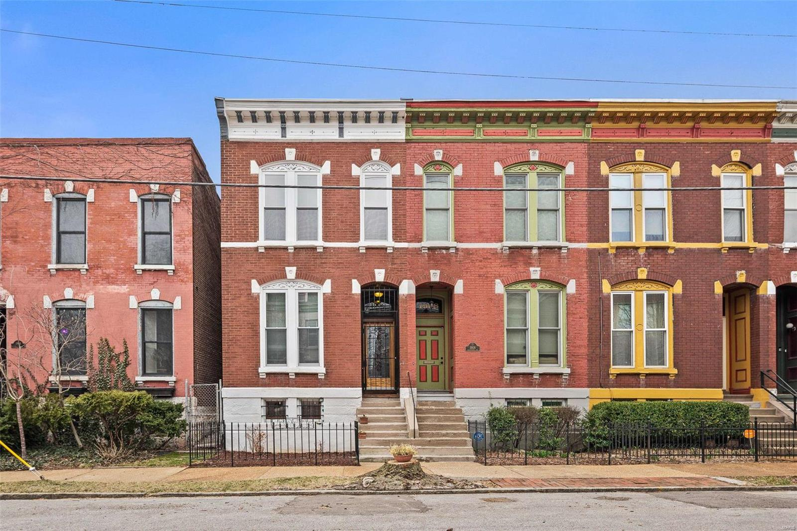 1906 California Avenue Property Photo - St Louis, MO real estate listing