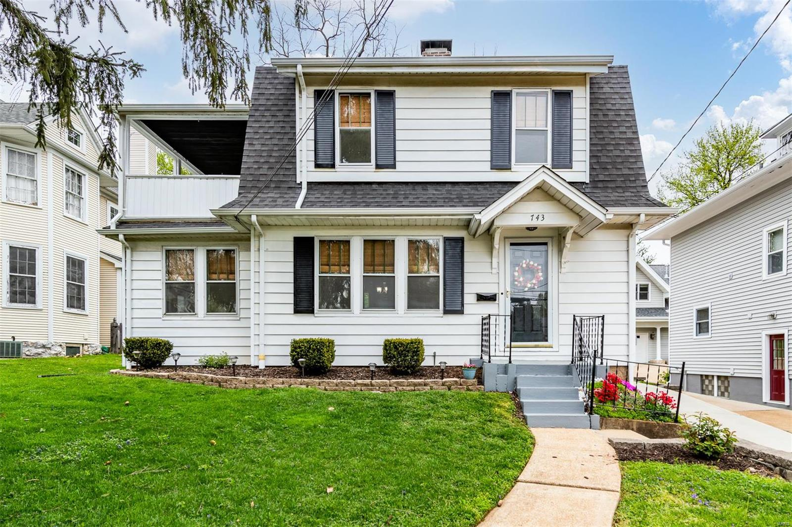 743 Clark Avenue Property Photo - Webster Groves, MO real estate listing