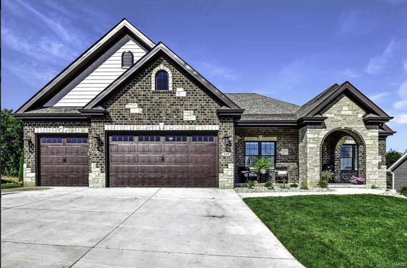 1000 The CAMDEN II @ Cedar Springs Court Property Photo - Lake St Louis, MO real estate listing
