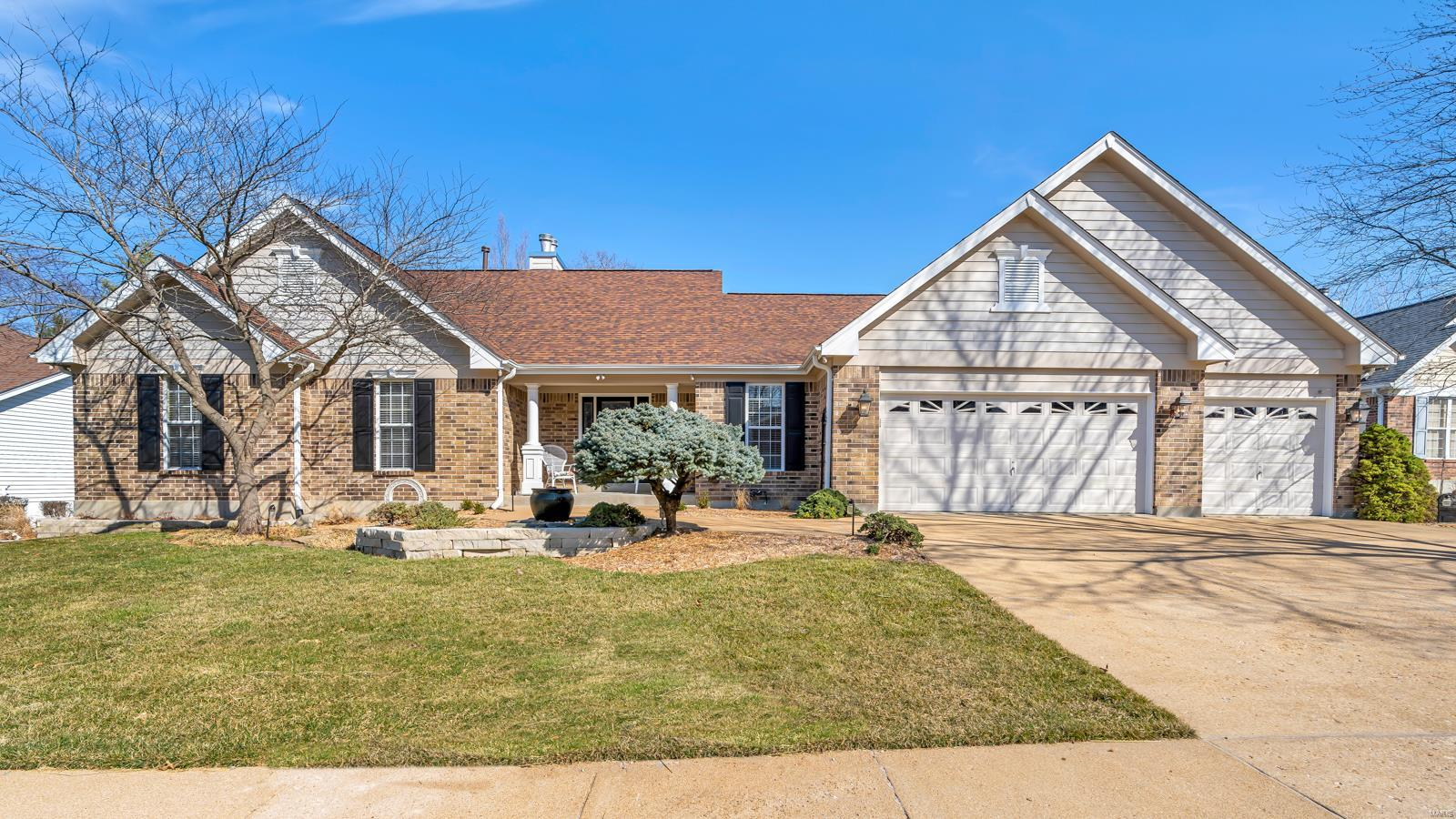 316 Dover Way Property Photo - Ellisville, MO real estate listing