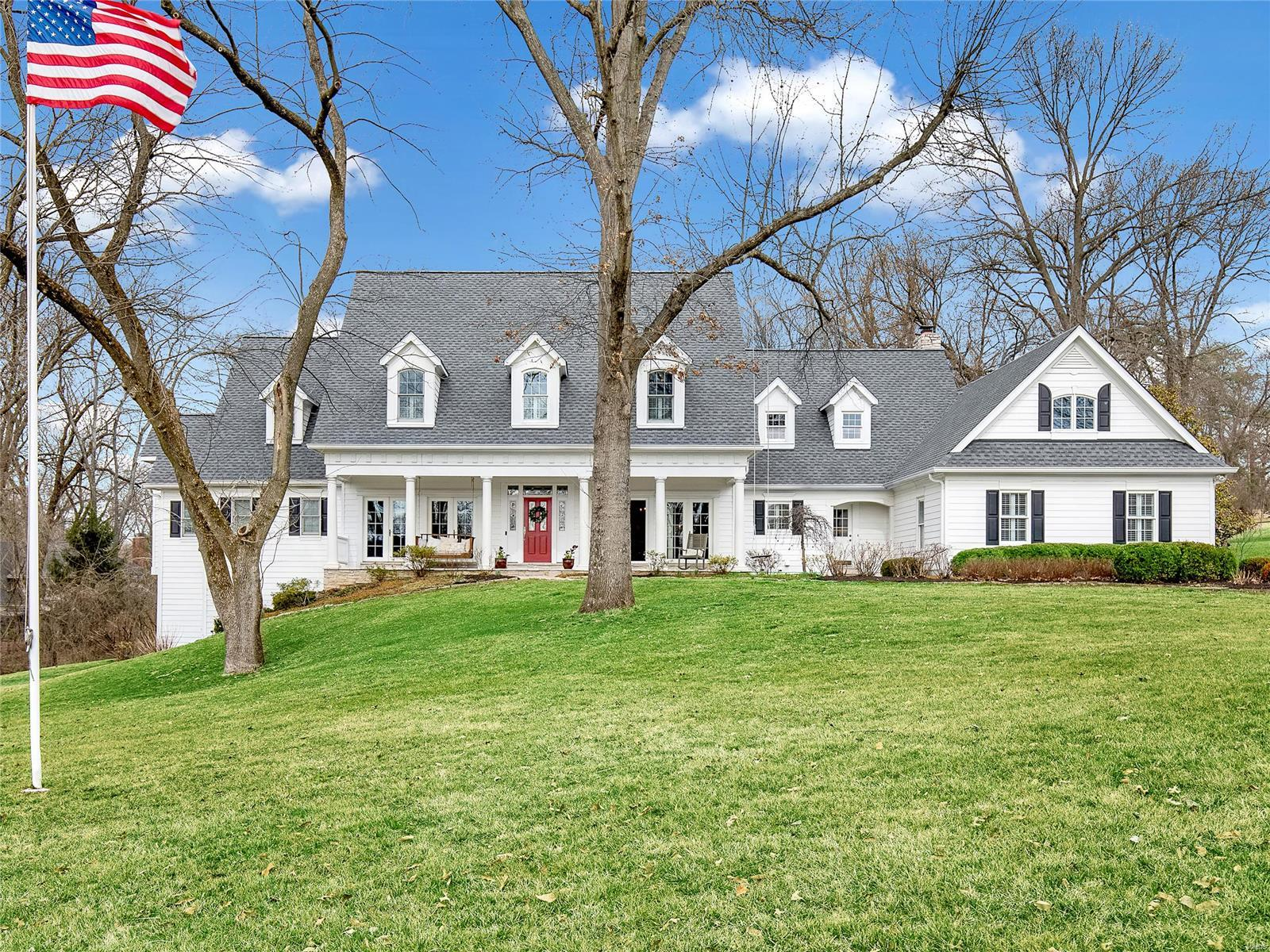 5 Huntleigh Manor Lane Property Photo - Huntleigh, MO real estate listing