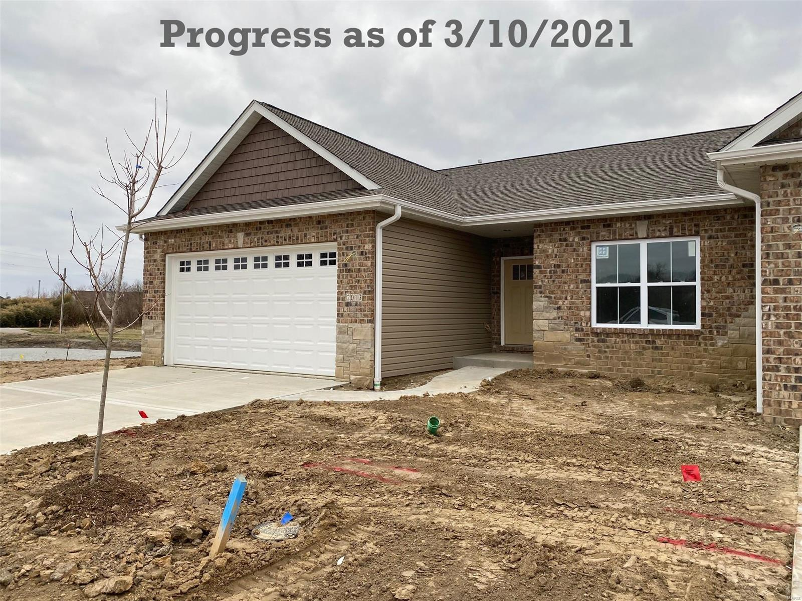 2013 Buttonwood Drive Property Photo - Maryville, IL real estate listing