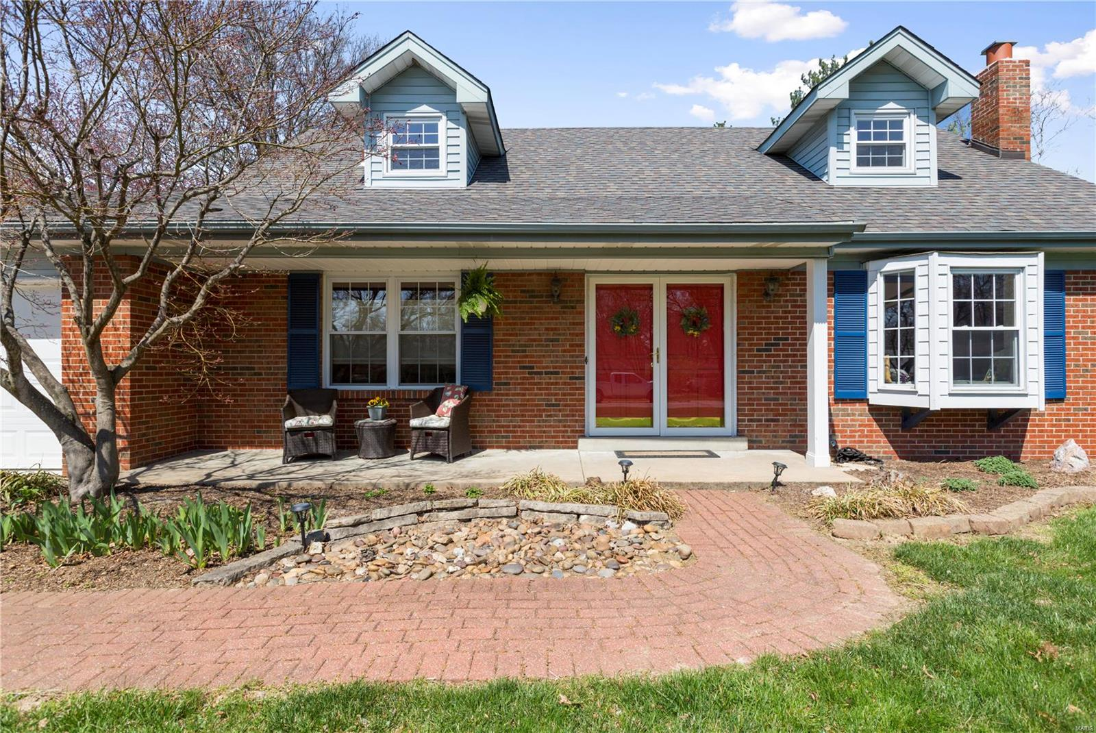 1019 Bridgeport Drive Property Photo - Ellisville, MO real estate listing