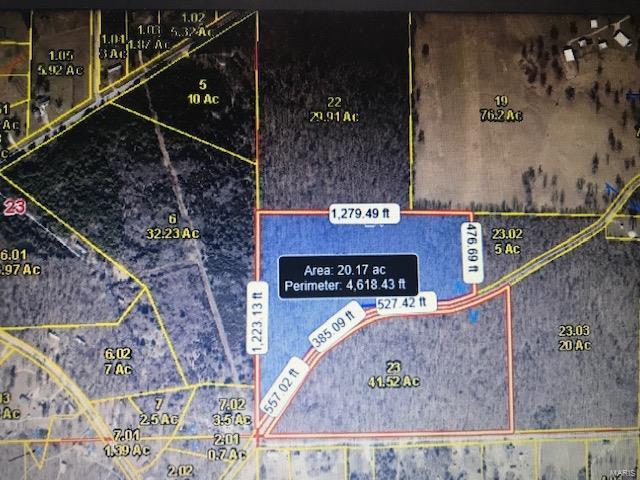 0 Lot A Seminole Property Photo - Laquey, MO real estate listing