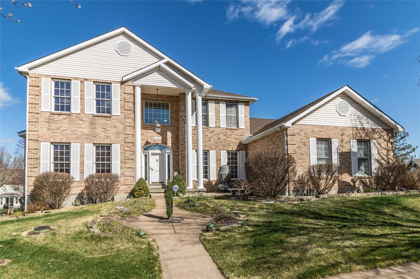 16303 Gulf Winds Court Property Photo - Wildwood, MO real estate listing