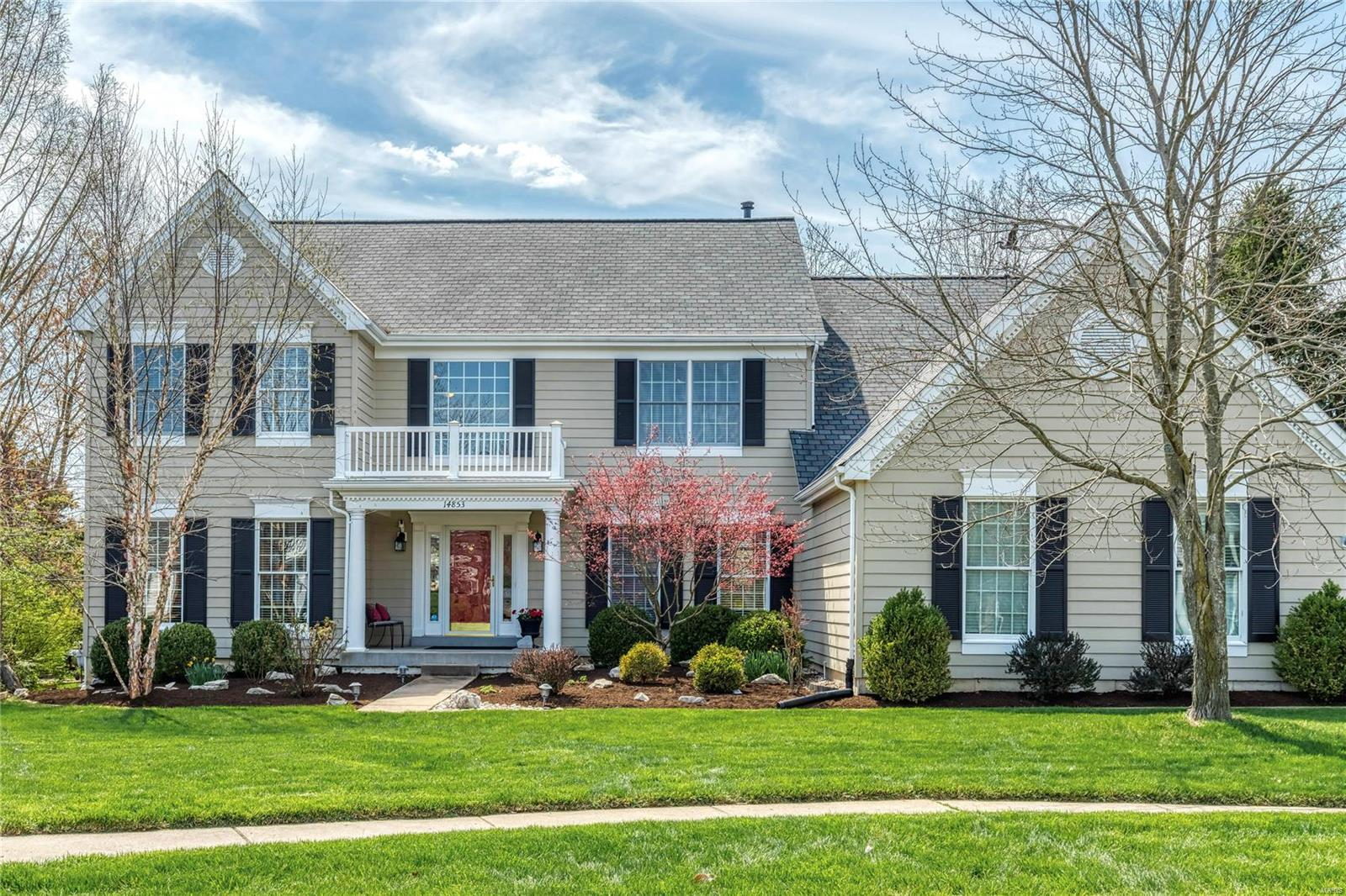 14853 Straub Hill Lane Property Photo - Chesterfield, MO real estate listing