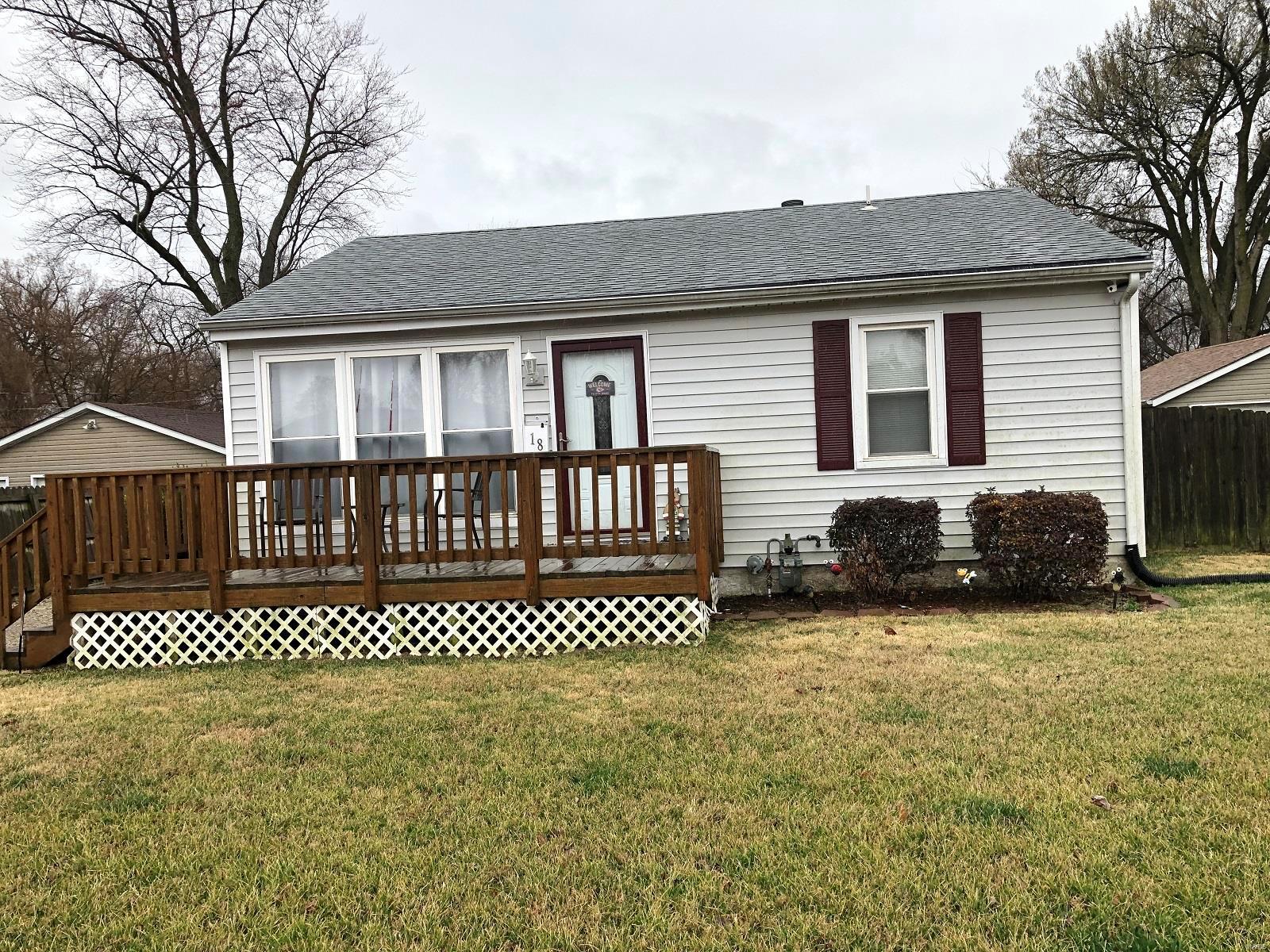 18 Gloria Street Property Photo - Cahokia, IL real estate listing