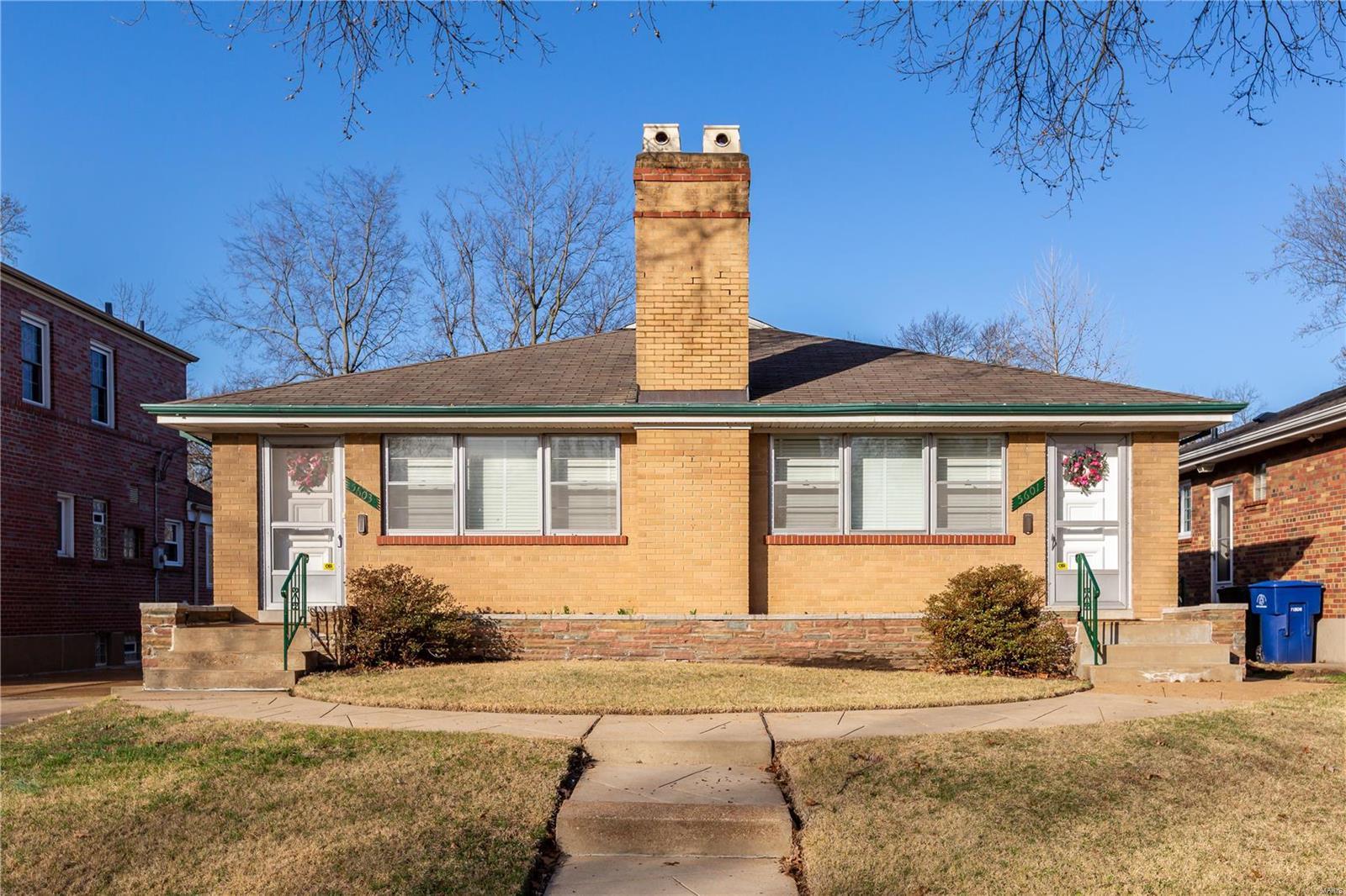 5601 Jamieson Avenue Property Photo - St Louis, MO real estate listing