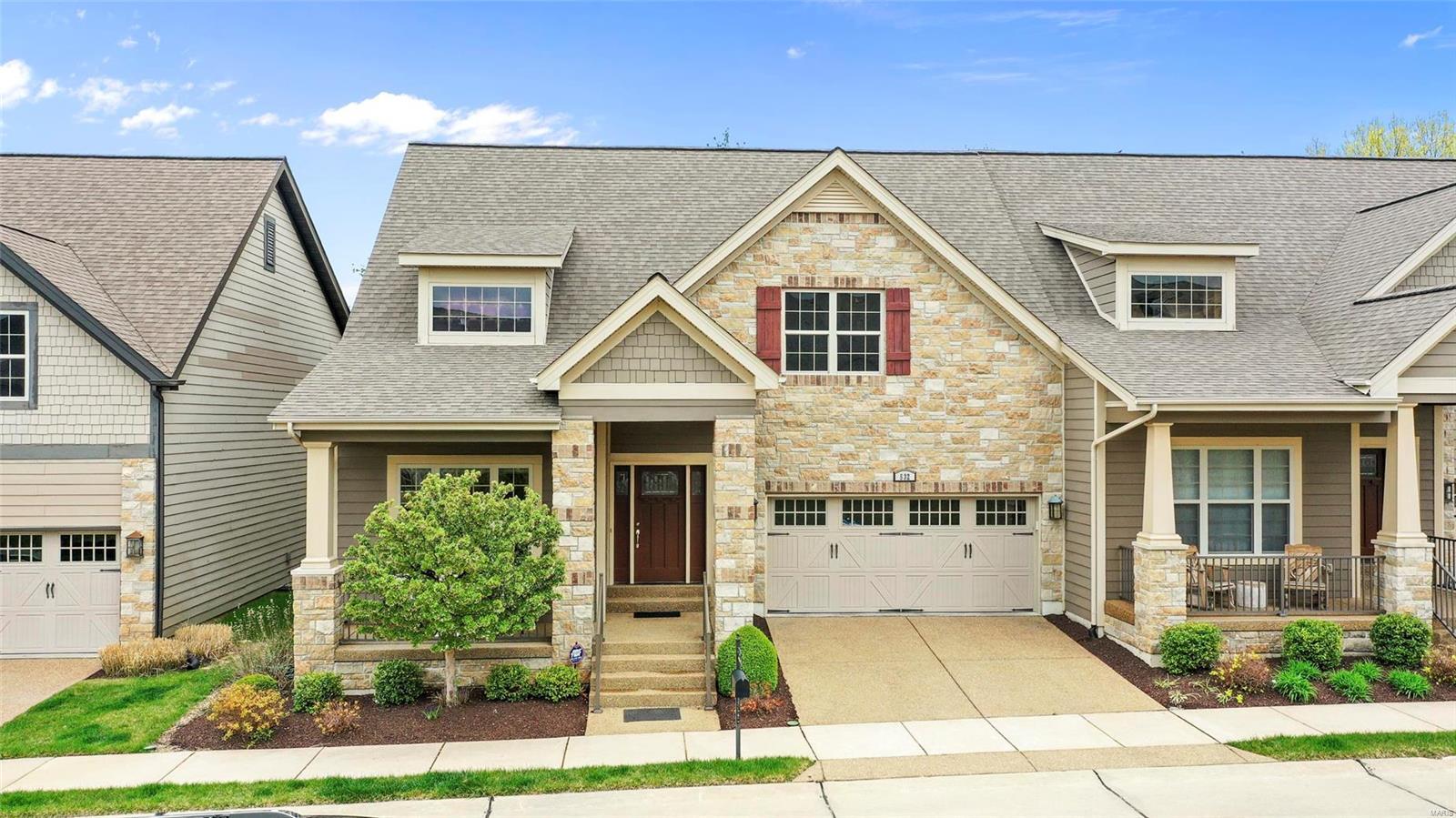 532 Trevi Lane Property Photo - Ballwin, MO real estate listing