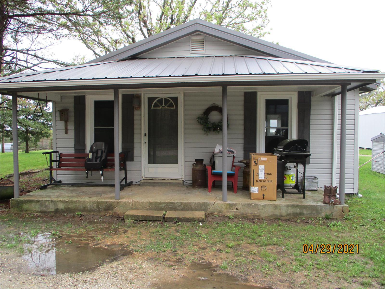 346 County Road 2613 Property Photo - Lenox, MO real estate listing