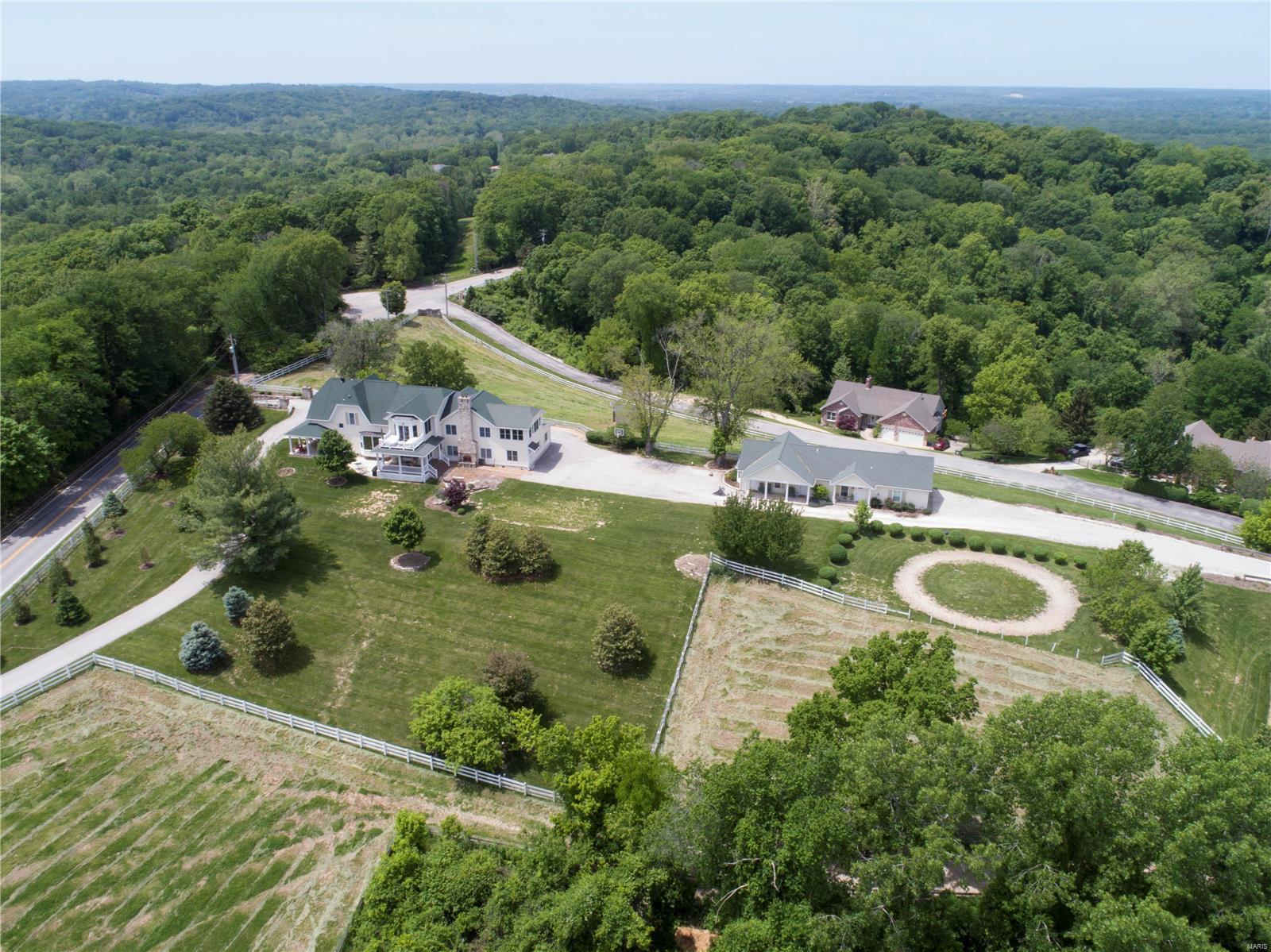 18689 Wild Horse Creek Road Property Photo - Wildwood, MO real estate listing