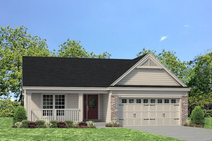 1 Lansford @ Arden Pointe Property Photo - Dardenne Prairie, MO real estate listing