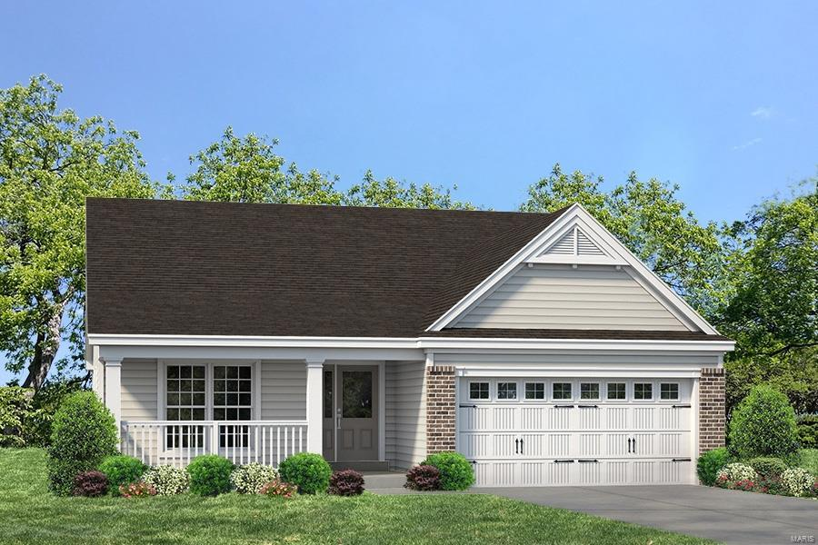 1 Brookmont @ Arden Pointe Property Photo - Dardenne Prairie, MO real estate listing