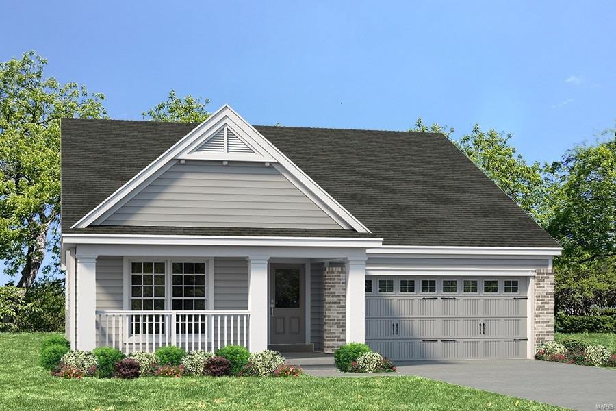 1 Whitehall @ Arden Pointe Property Photo - Dardenne Prairie, MO real estate listing