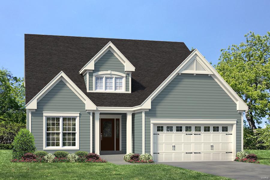 1 Waverly @ Arden Pointe Property Photo - Dardenne Prairie, MO real estate listing