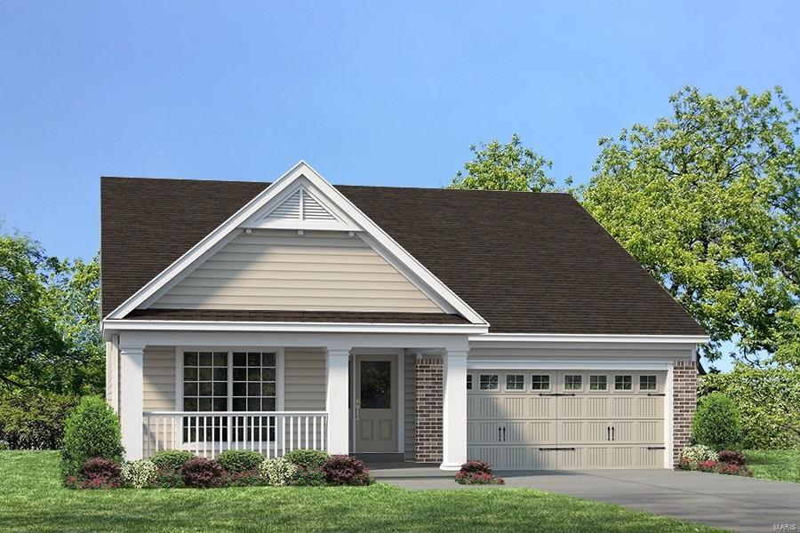 1 Parker @ Arden Pointe Property Photo - Dardenne Prairie, MO real estate listing
