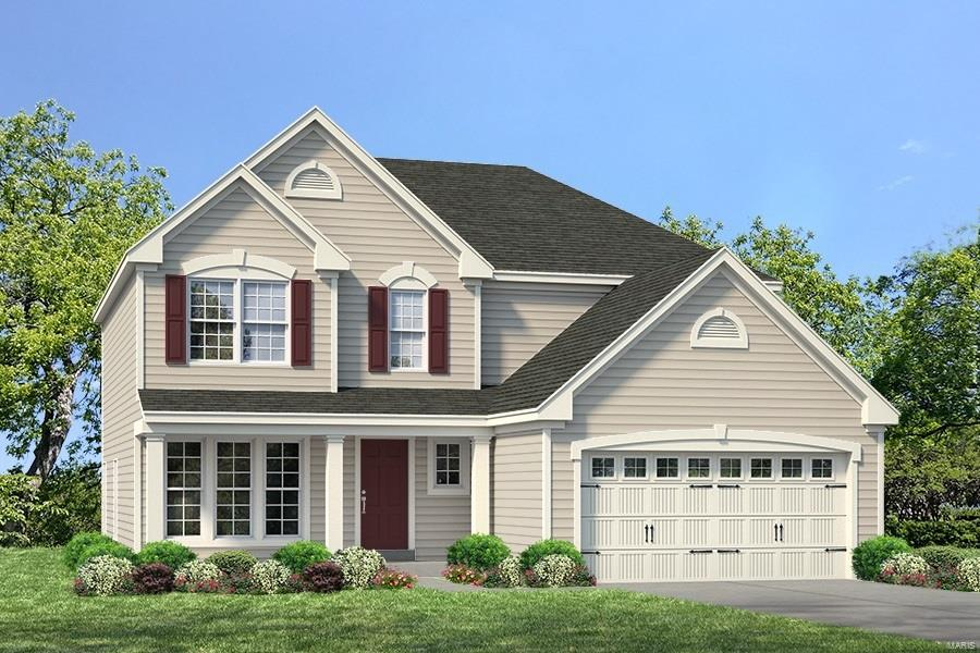 1 Stratton @ Arden Pointe Property Photo - Dardenne Prairie, MO real estate listing