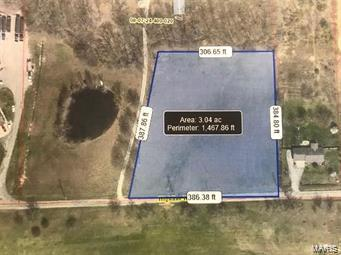 0 Highline Road Property Photo - Carlyle, IL real estate listing
