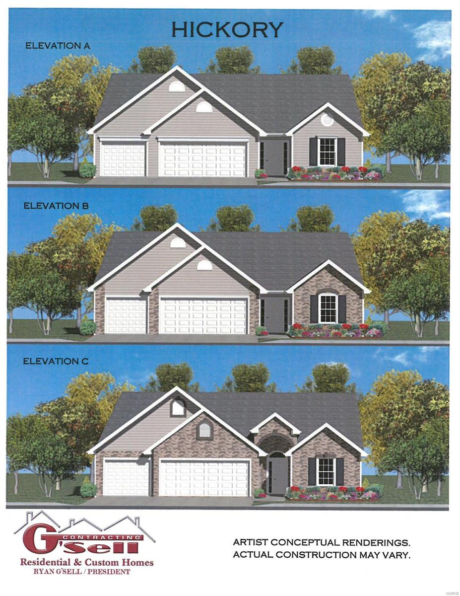 636 Louisbourg Drive (LOT 143 LL) Property Photo - Hillsboro, MO real estate listing