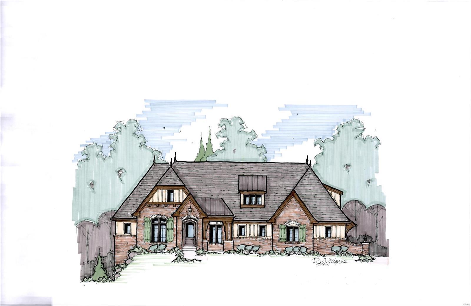939 Lochmoor LOT 4 Lane Property Photo - High Ridge, MO real estate listing