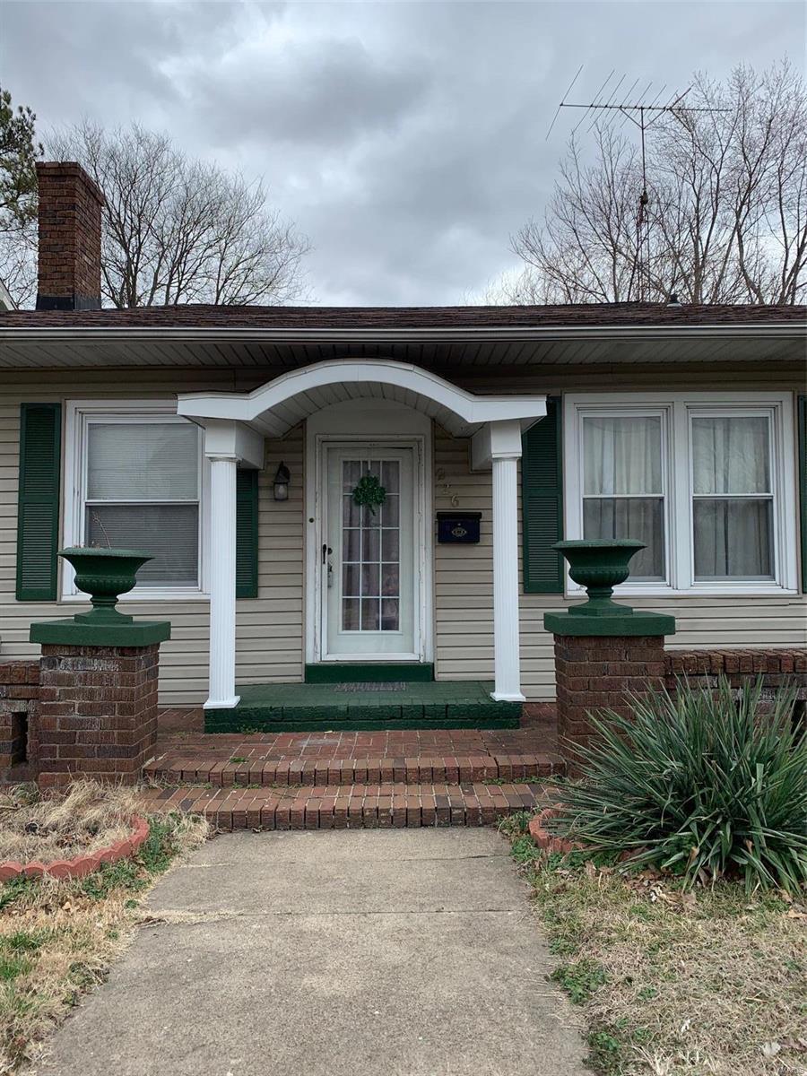 226 N 14th Street Property Photo - Murphysboro, IL real estate listing