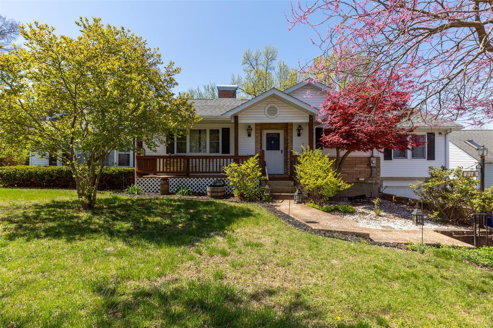 218 Donnelly Property Photo - De Soto, MO real estate listing