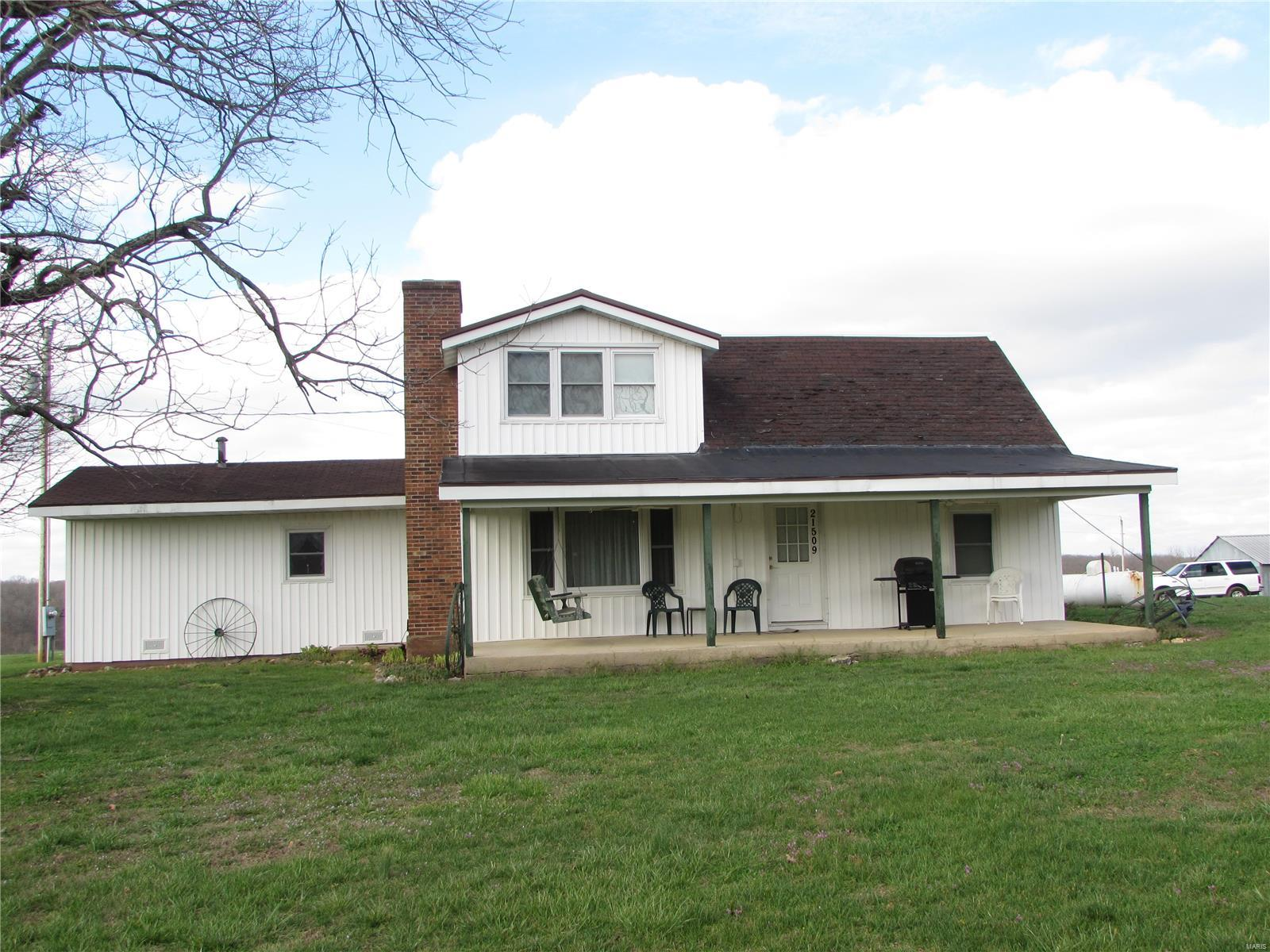 21509 Ranch Road Property Photo - Summersville, MO real estate listing