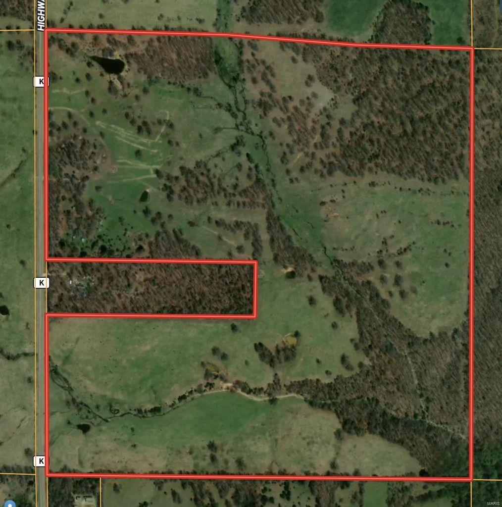 0 Highway K Property Photo - Falcon, MO real estate listing