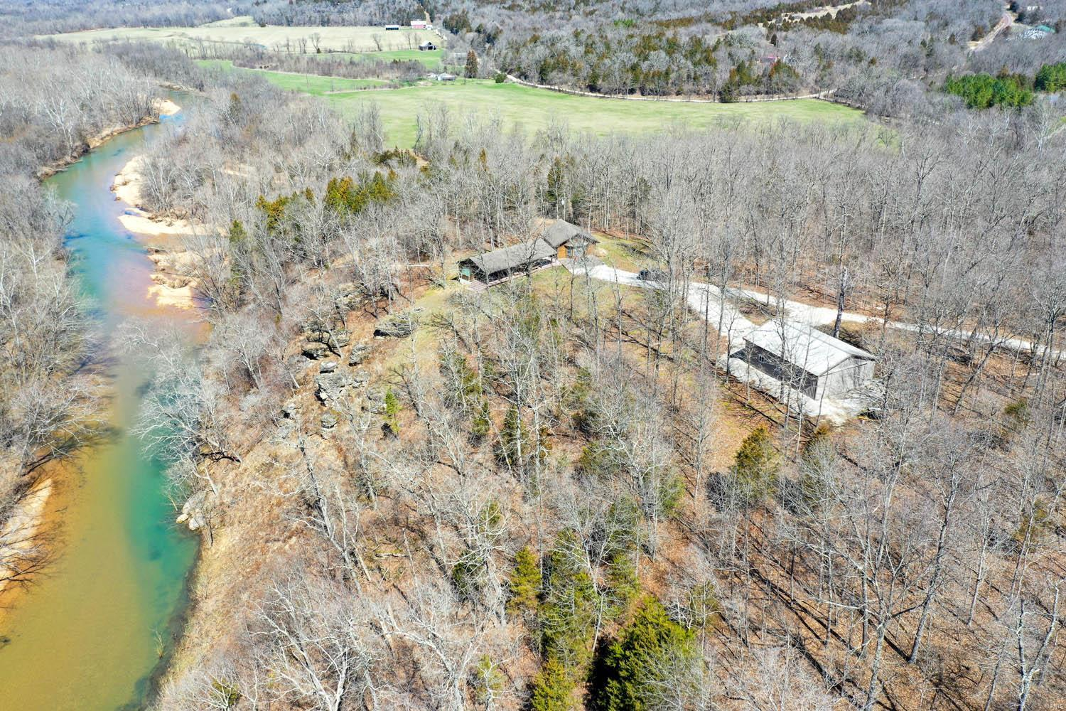 157 Mincher Trail Property Photo - Steelville, MO real estate listing