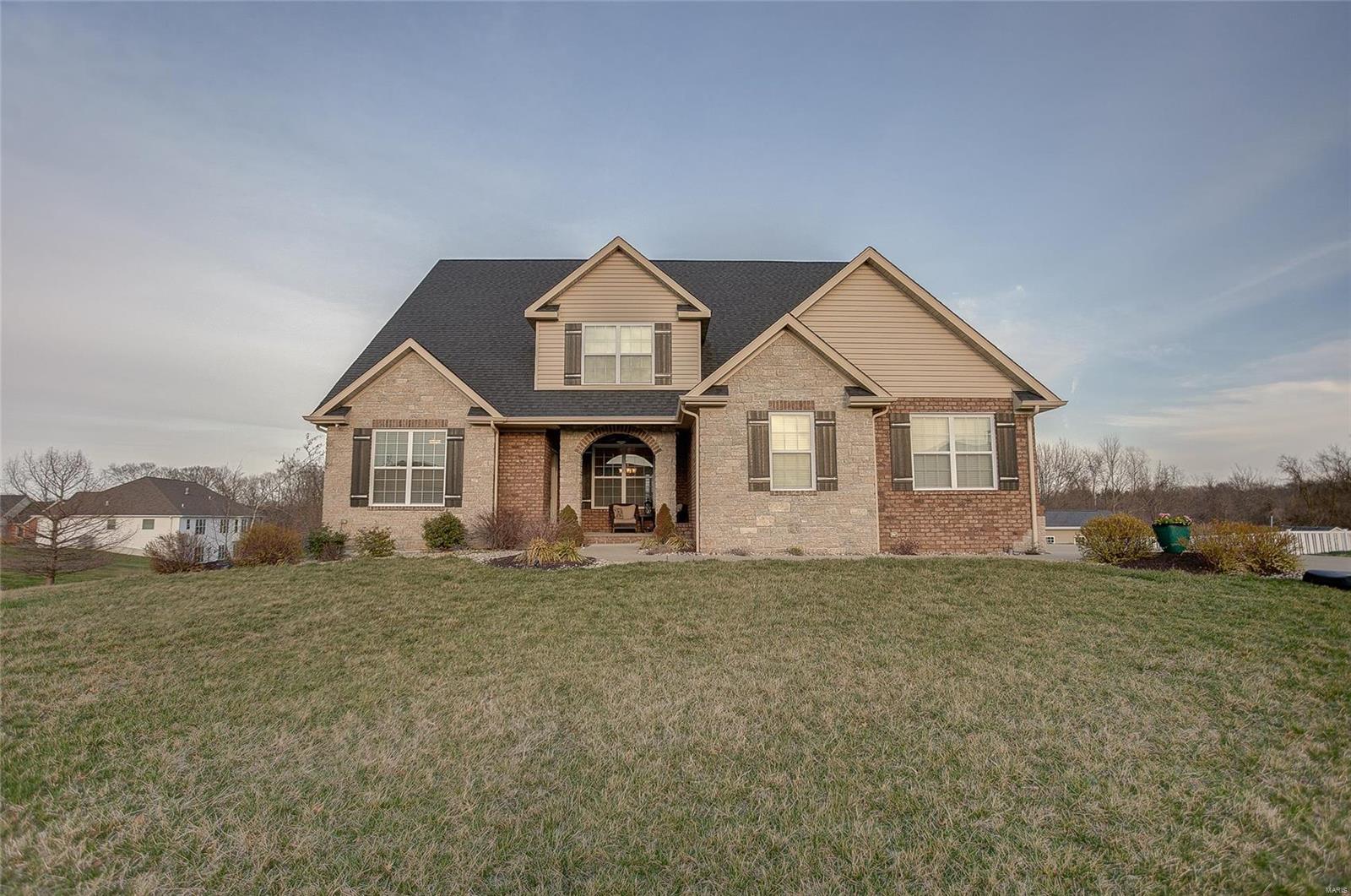 6832 Franken Strasse Drive Property Photo - Millstadt, IL real estate listing