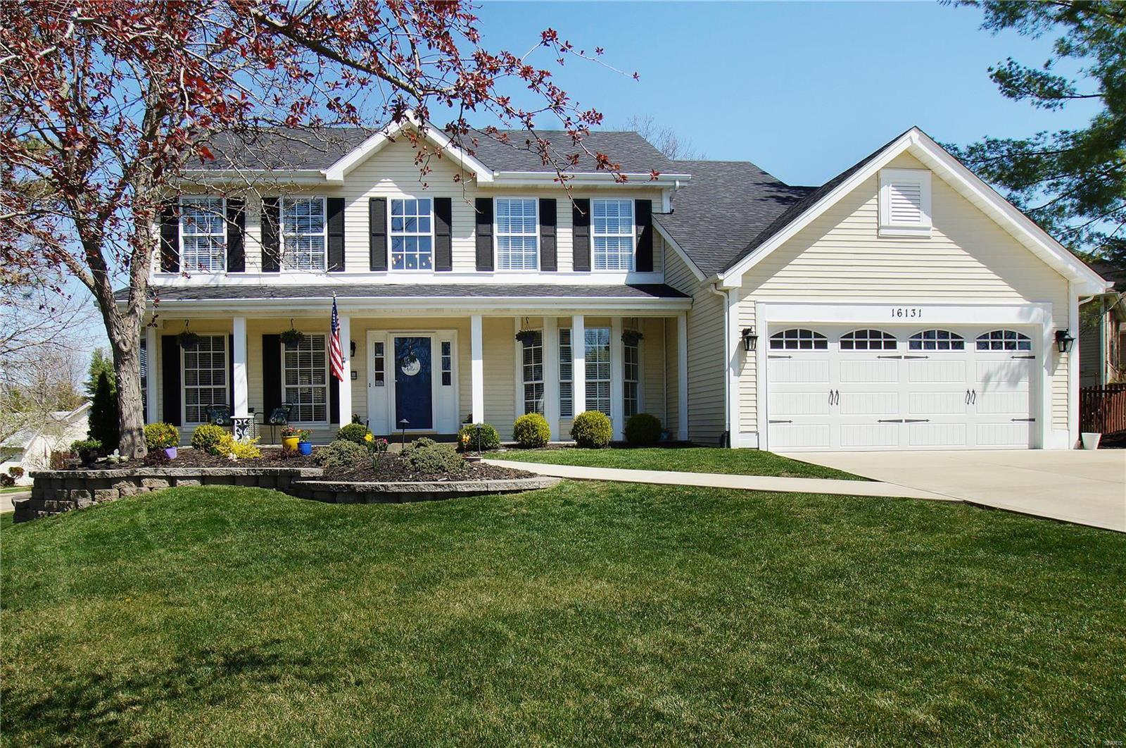 16131 Copper Ridge Court Property Photo - Grover, MO real estate listing