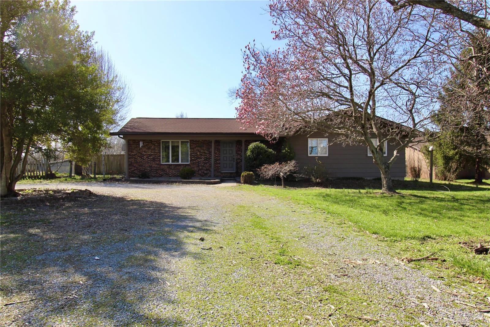123 Rt 37 S Property Photo - West Frankfort, IL real estate listing
