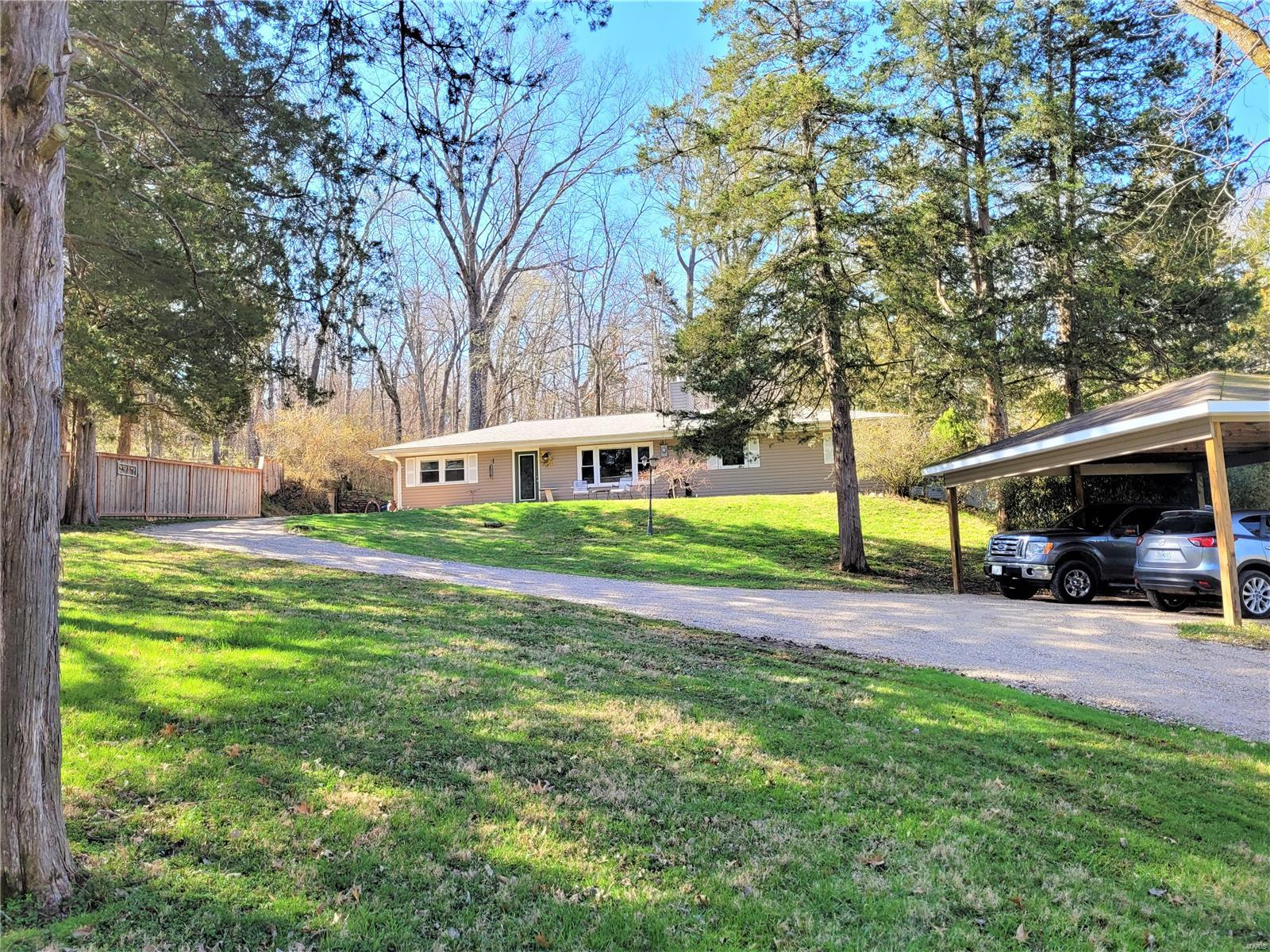5 Cedar Glade Lane Property Photo - Byrnes Mill, MO real estate listing