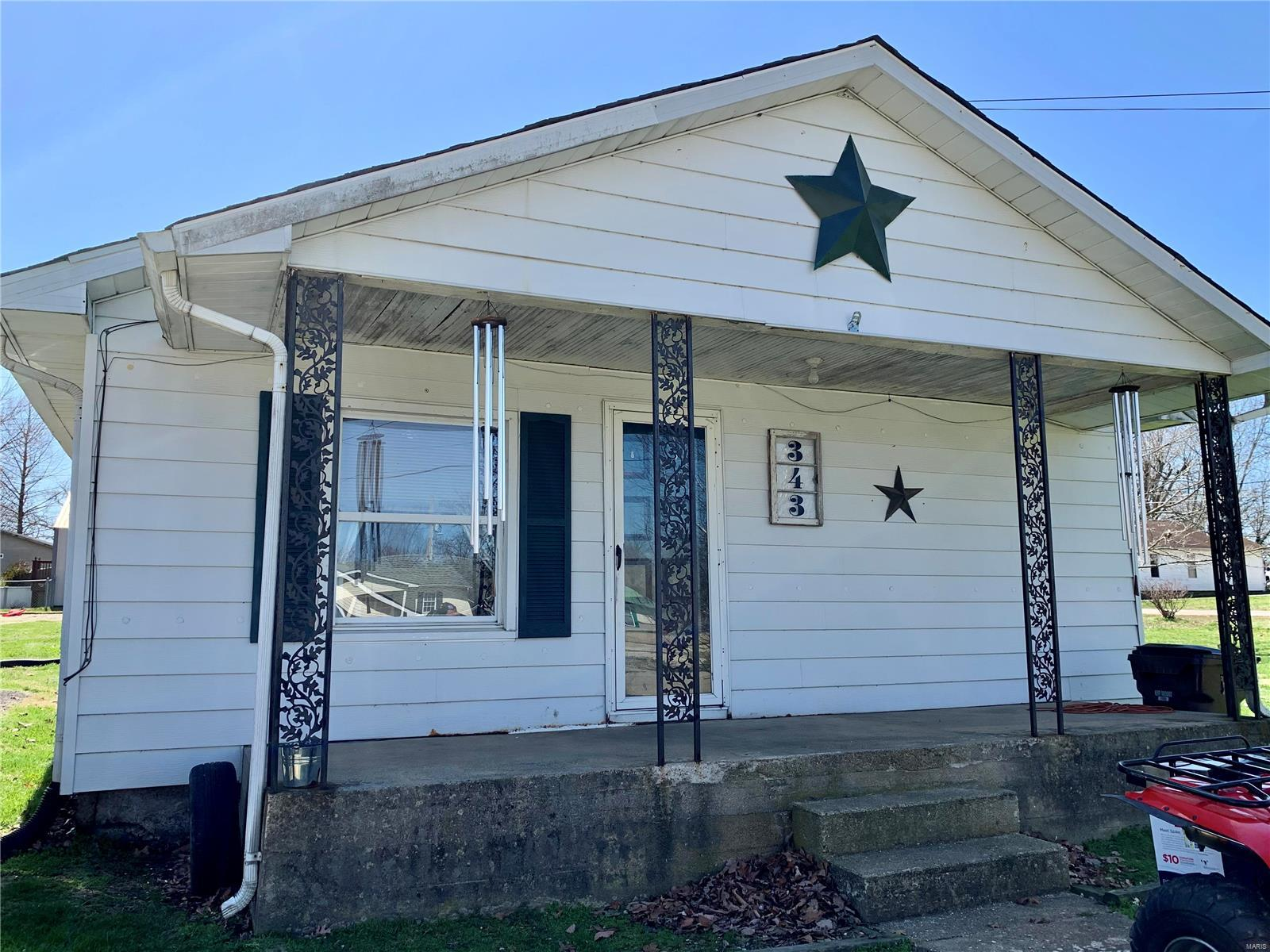 343 Merle Street Property Photo - Bismarck, MO real estate listing