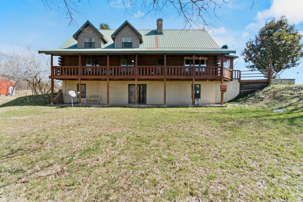 183 Lignite Lane Property Photo - Marble Hill, MO real estate listing