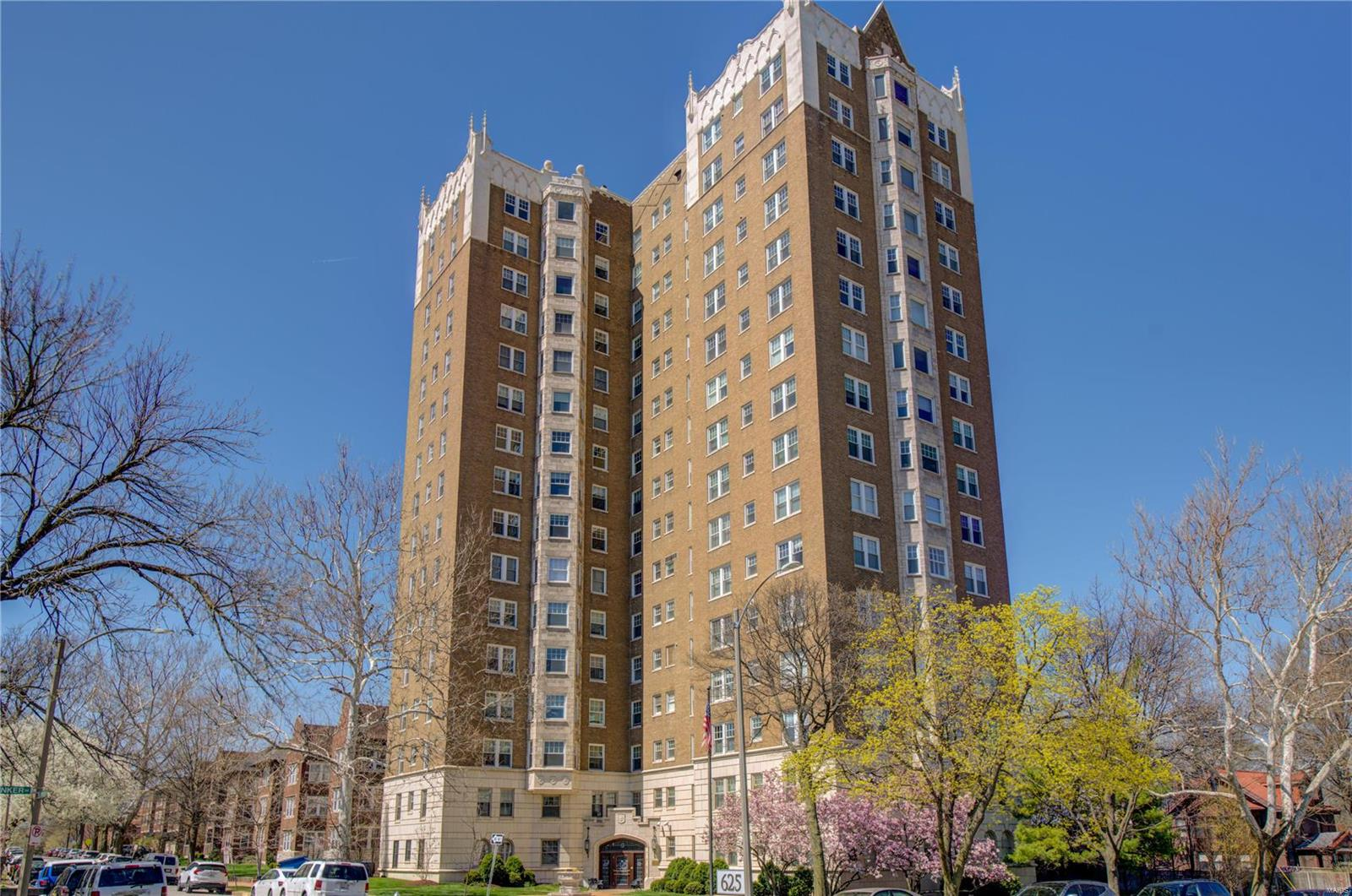 625 S Skinker Boulevard #1203 Property Photo - St Louis, MO real estate listing