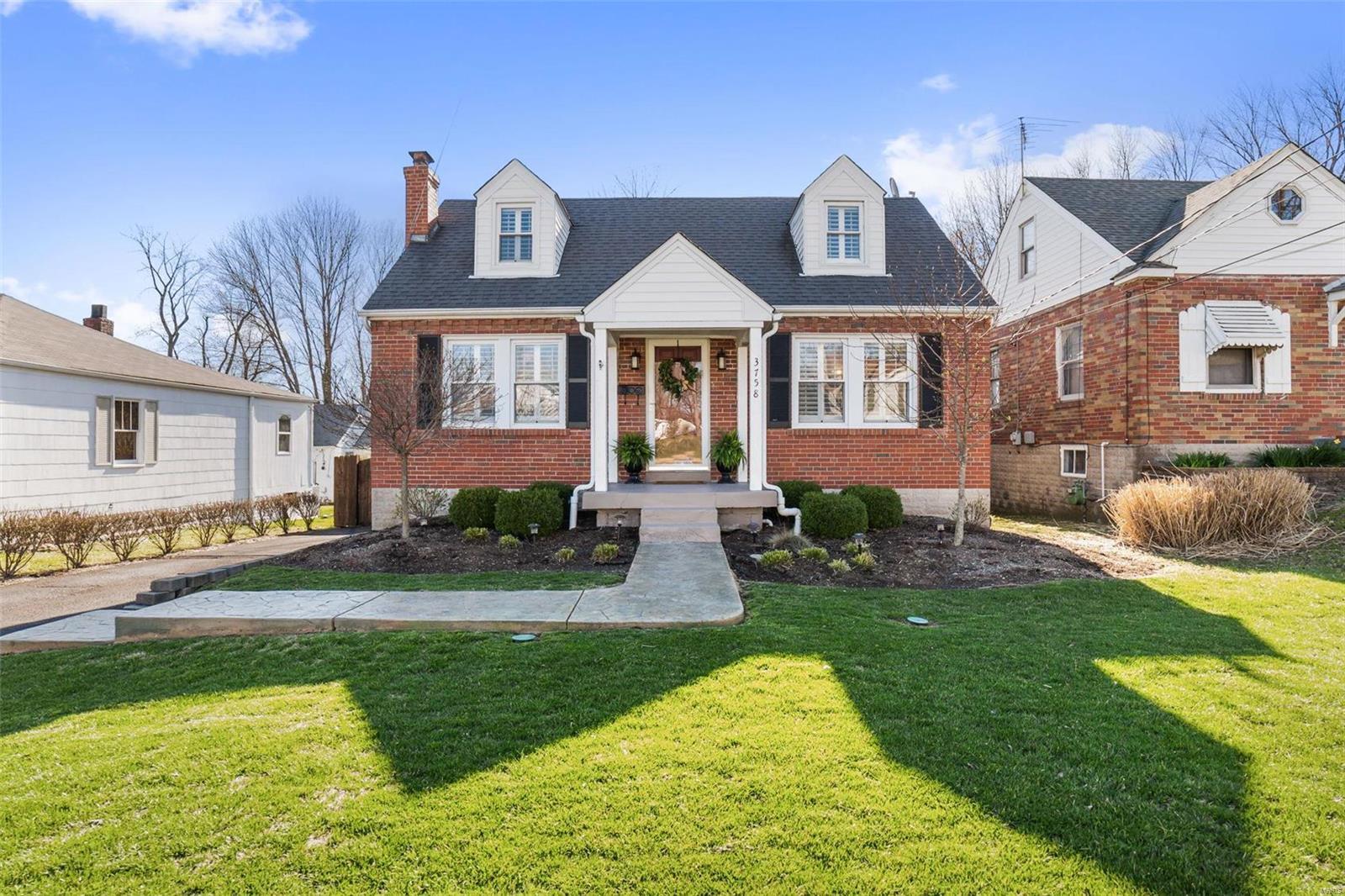 3758 MIDVIEW Avenue Property Photo - Bridgeton, MO real estate listing