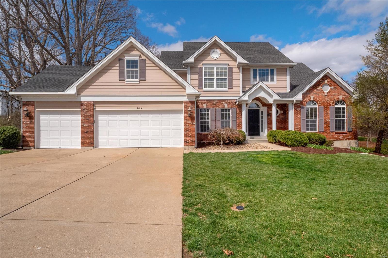 507 Sumac Field Court Property Photo - Ellisville, MO real estate listing