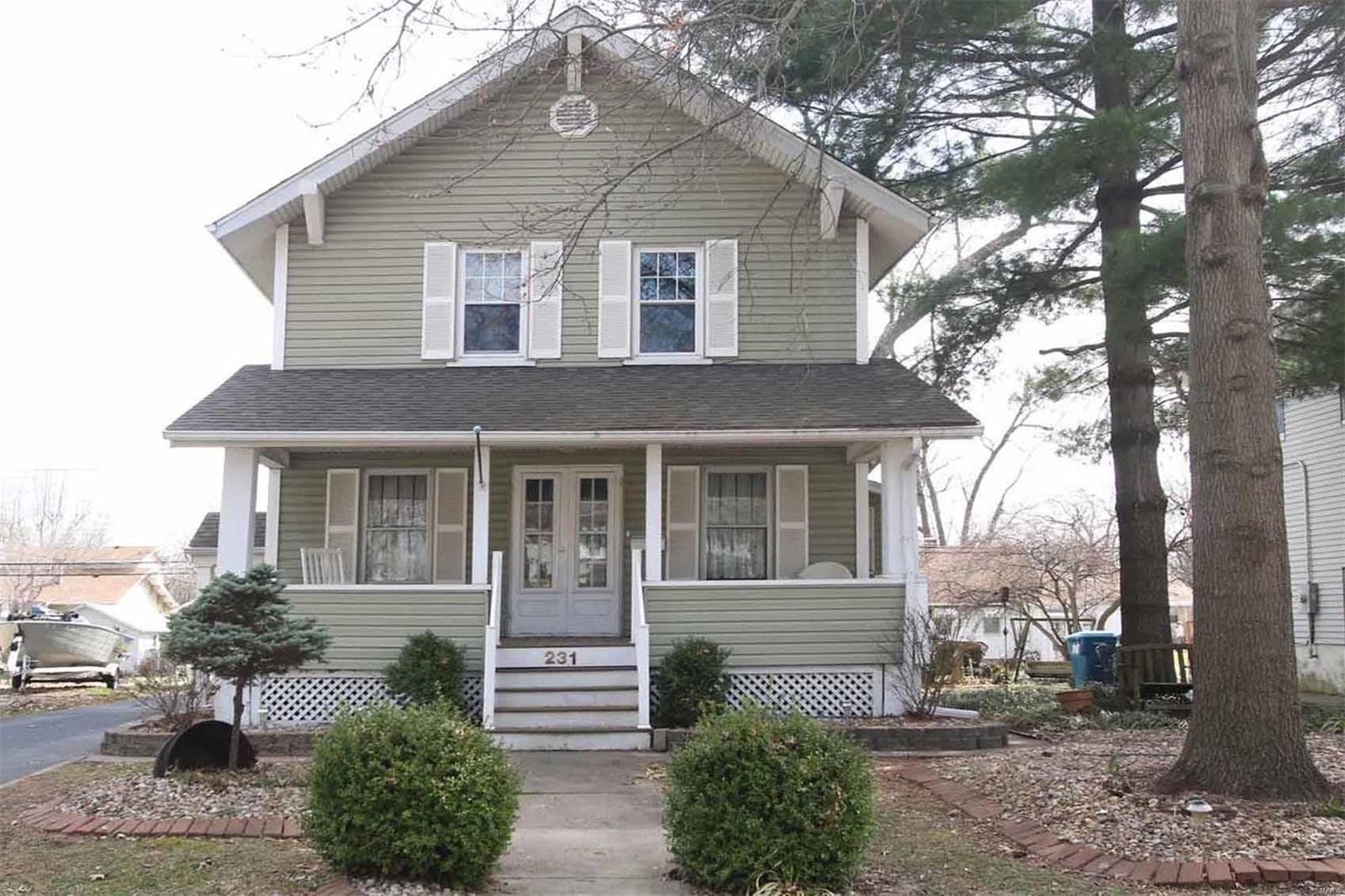 231 S 9th Street Property Photo - Wood River, IL real estate listing