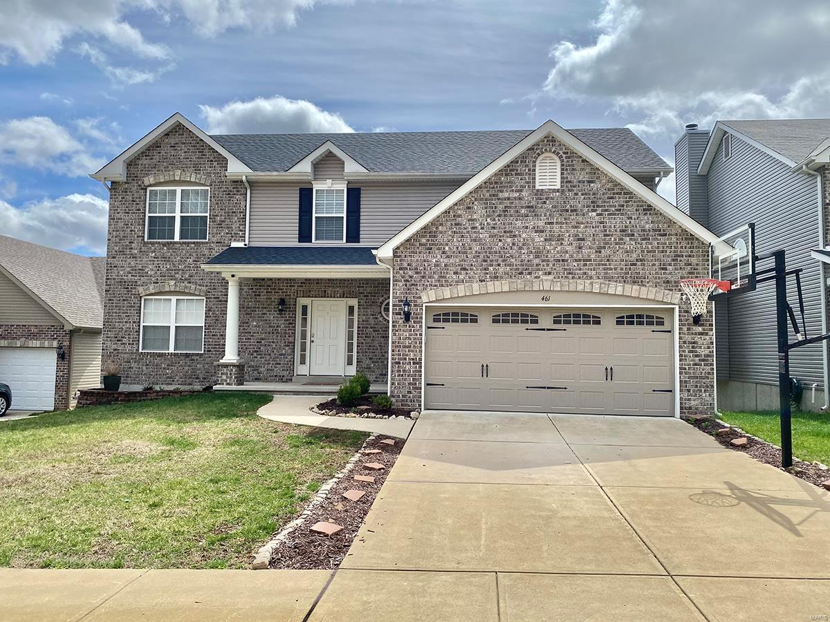 461 Amber Lake Property Photo - Imperial, MO real estate listing