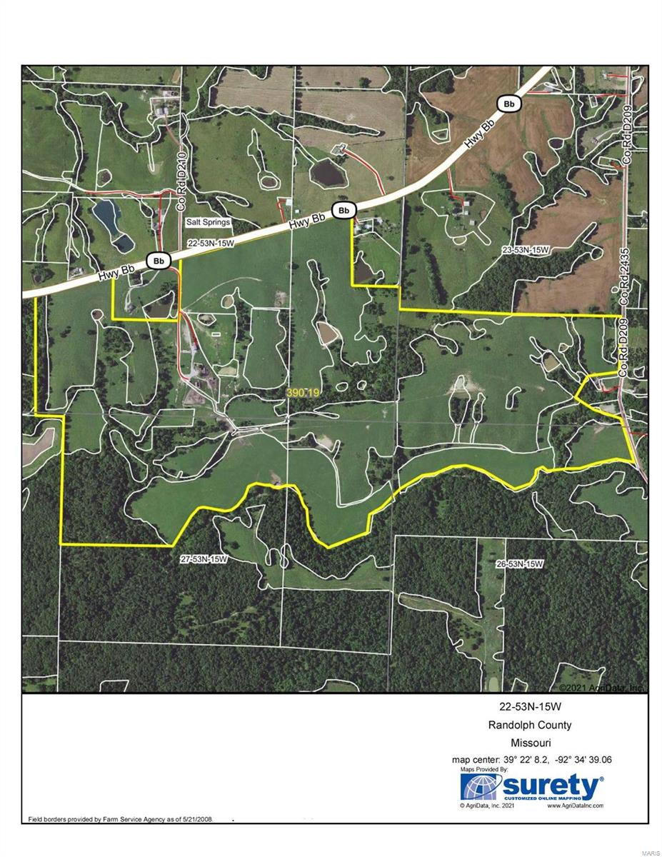 388 Hwy BB Property Photo - Huntsville, MO real estate listing