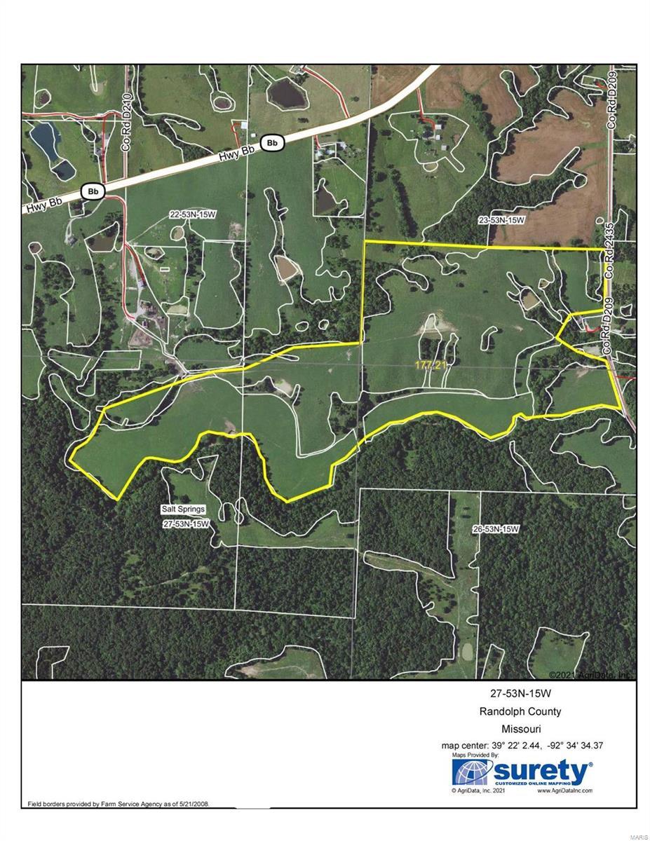 178 CR 4535 Property Photo - Huntsville, MO real estate listing