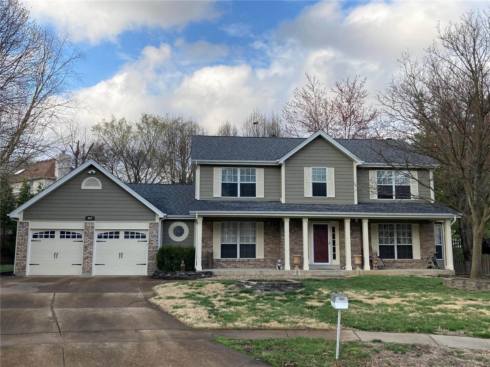 247 Robins Song Drive Property Photo - Ellisville, MO real estate listing