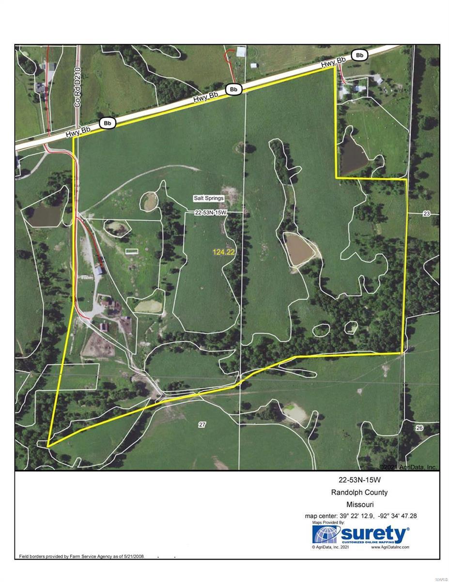124 Hwy BB Property Photo - Huntsville, MO real estate listing